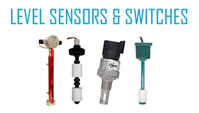 Level Sensors & Swıtches