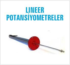 LINEER POTANSIYOMETRELER