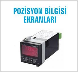 POZISYON BILGISI EKRANLARI