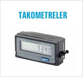 TAKOMETRELER