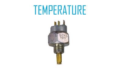 Temperature Switches& Sensors